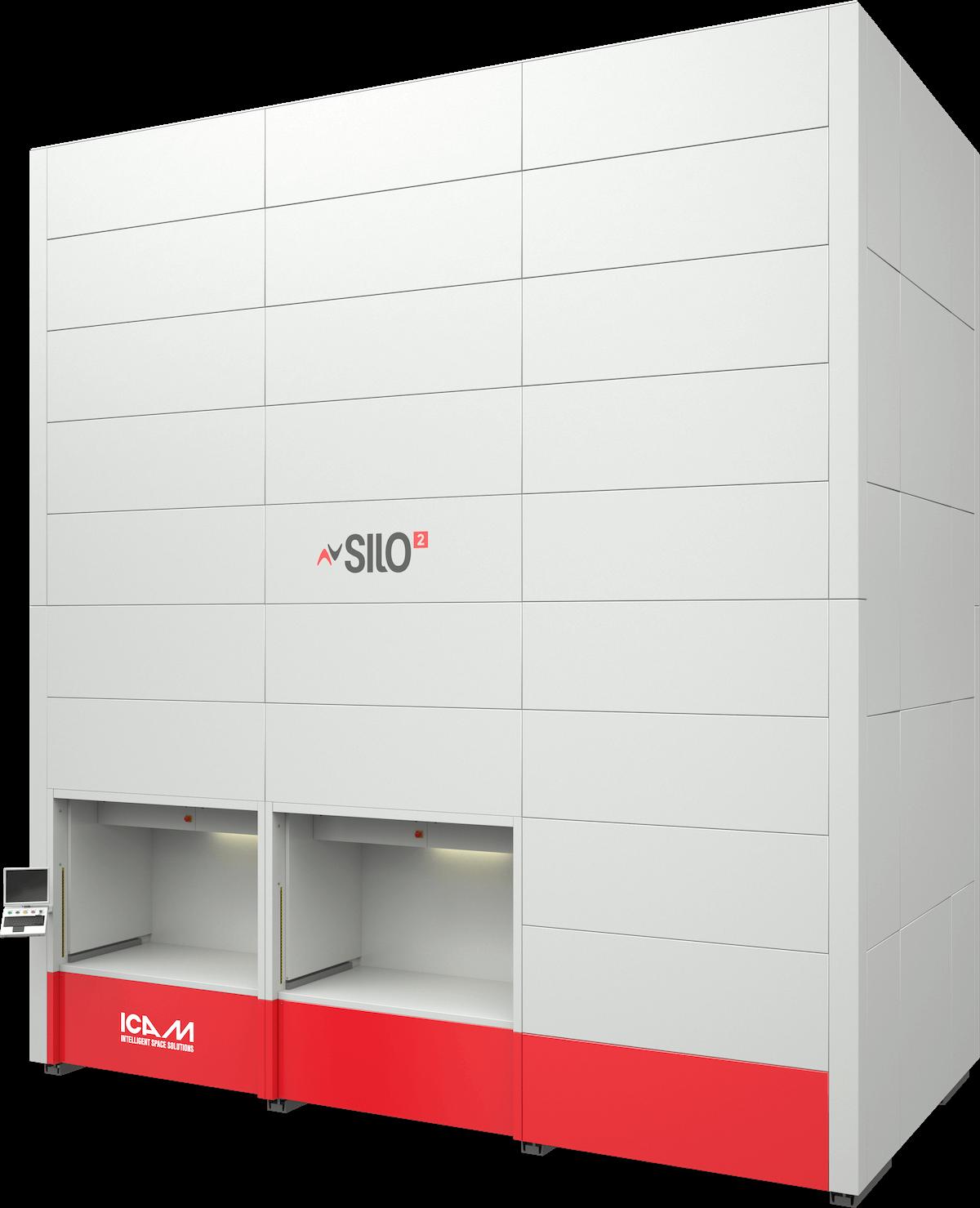 ICAM | Silo² - Industrial