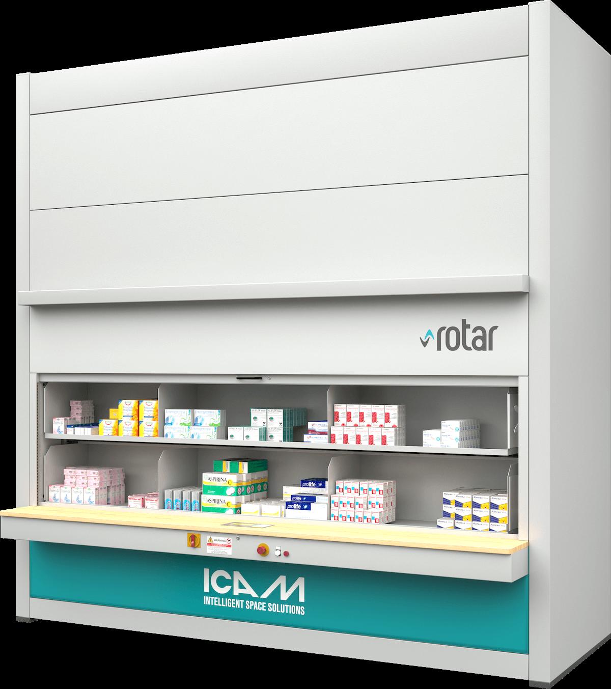 ICAM | Rotar - Healthcare