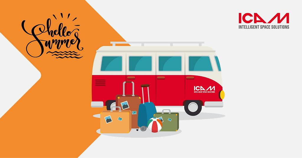 ICAM Online En   Make space to holidays!