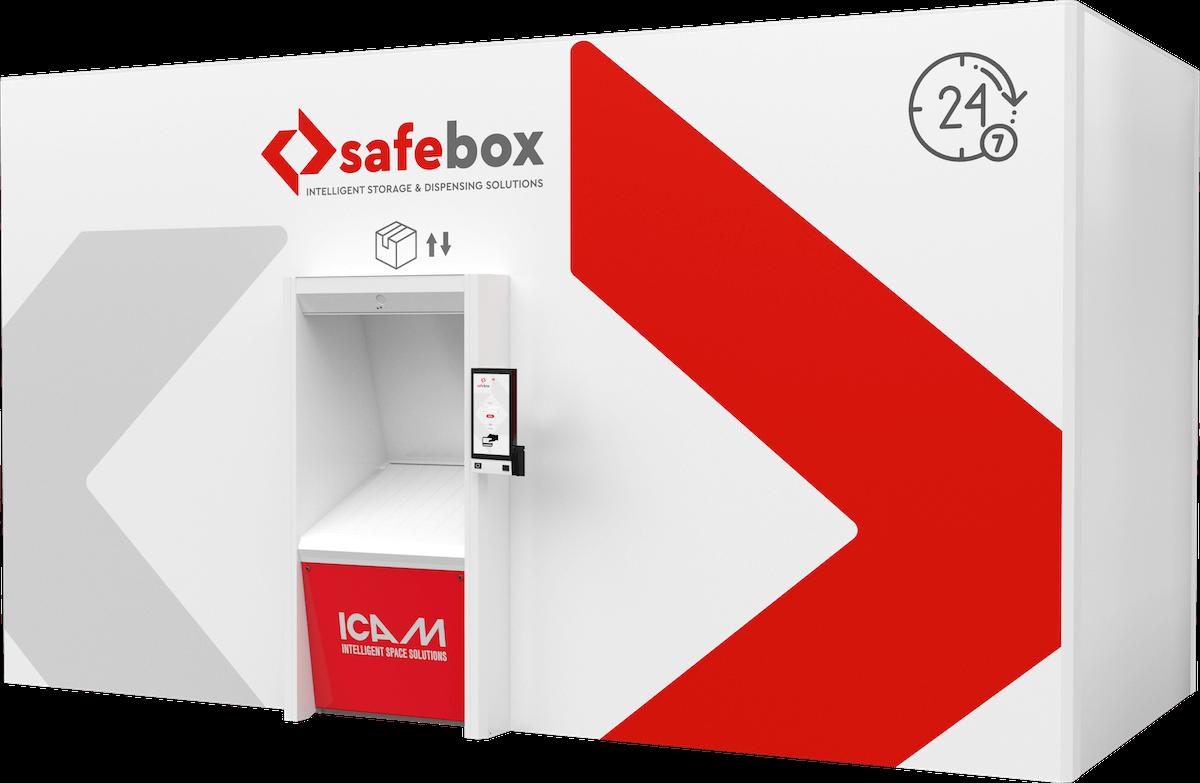 ICAM | Safebox - Industrial