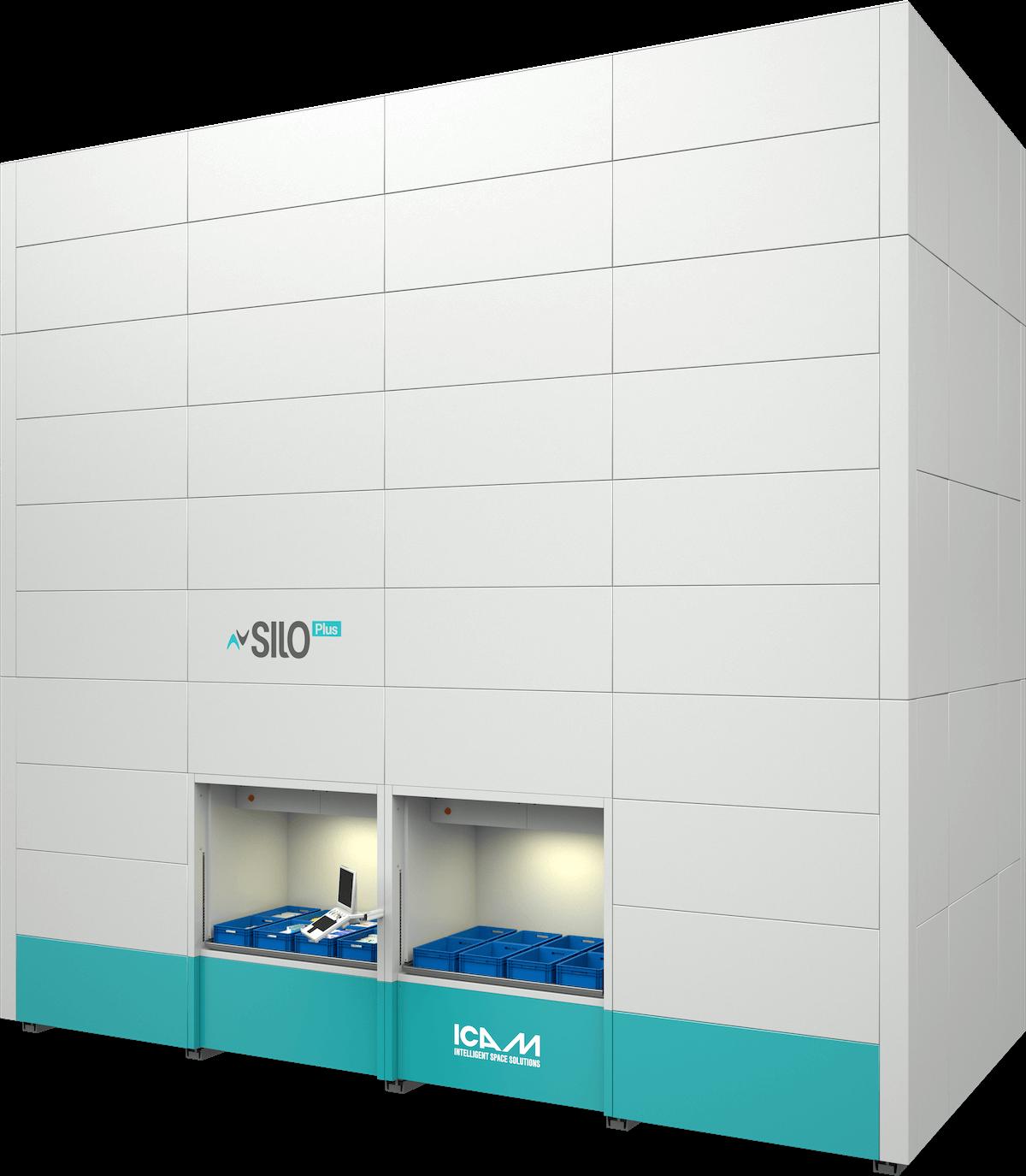 ICAM | Silo Plus - Healthcare