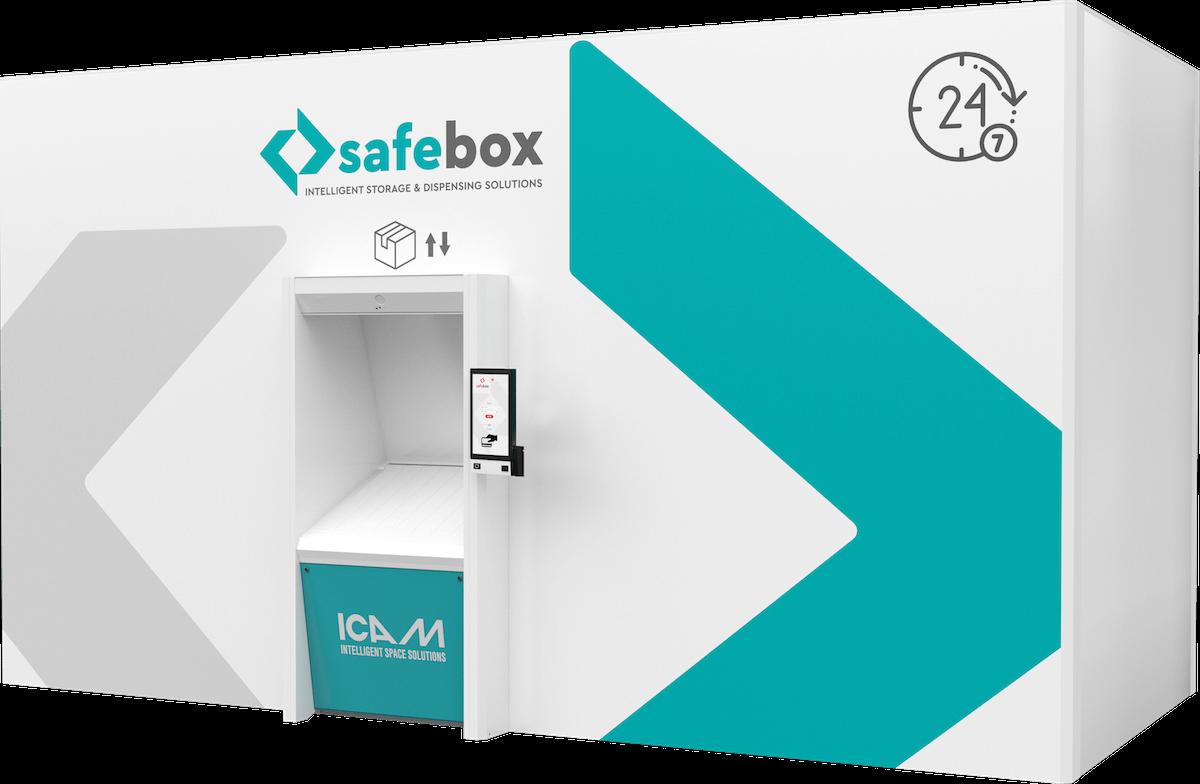 ICAM | Safebox - Healthcare