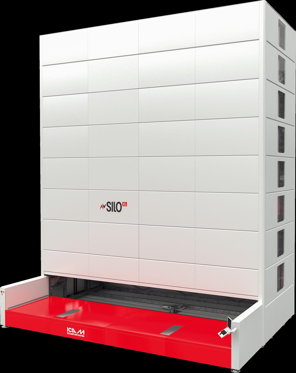 ICAM | Silo XL - Industrial