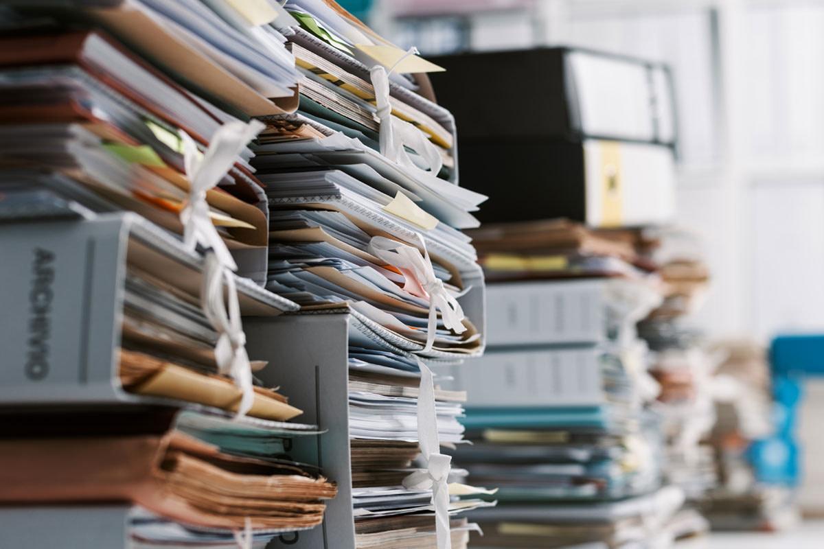 ICAM | Soluzioni automatiche per l'archiviazione fisica