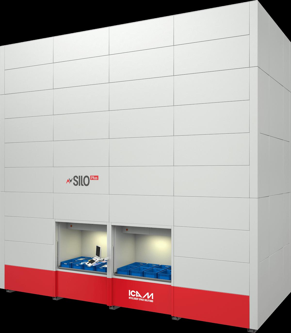 ICAM | Silo Plus - Industrial