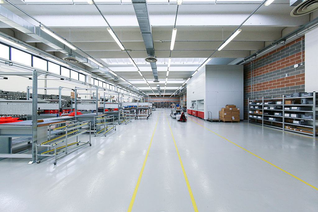 ICAM Online En | AutomationWare, Vertical Lift Modules for the automated storage and supply of assembly lines