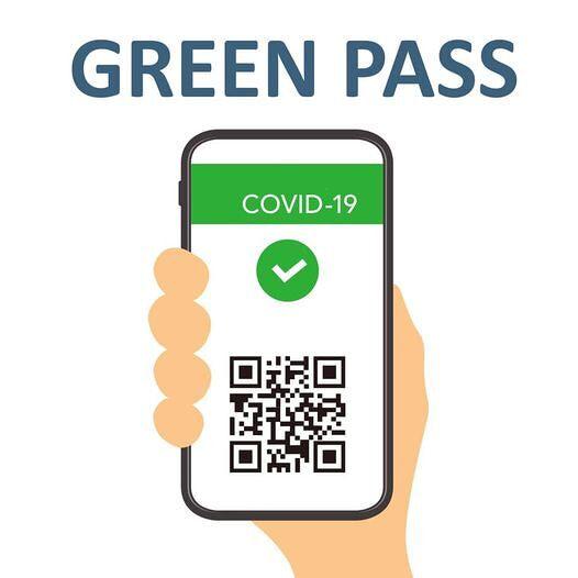 ICAM Online En   Green Pass becomes compulsary